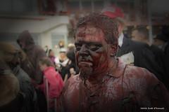 Gore Zombie (scottnj) Tags: zombie zombiewalk asburypark 2016zombiewalk scottnj halloween scary makeup zombiemakeup scottodonnellphotography zombiephotos zombiewalkasburypark ninthannualzombiewalk 9thannualzombiewalk
