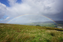 Rainbow over Rossendale (Bill Boaden) Tags: holcombehill ramsbottom rossendale rainbow