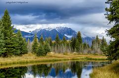 schwabacher's landing Wyoming (Pattys-photos) Tags: schwabacherslanding wyoming fall
