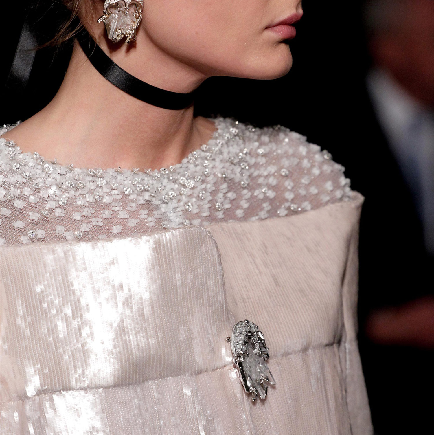 Chanel Haute Couture Spring Summer 2011