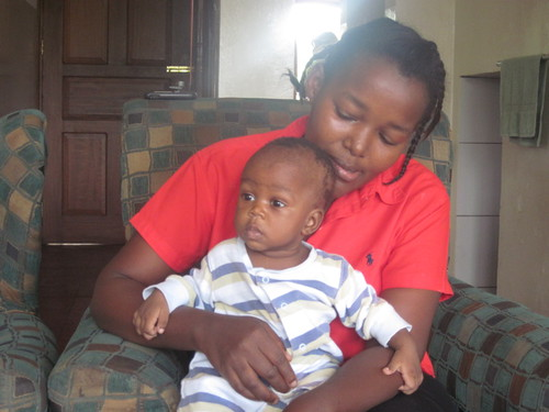 Baby Angel & Philomena