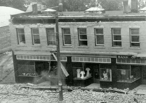 BMO earthquake 1946