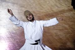 Whirling Dervish_6163 (hkoons) Tags: turkey dance worship asia god minaret muslim islam religion honor mosque meditation sufi turks turkish dervish following quran anatolia rumi koran konya whirlingdervish anatolian mevlevi mevlana asiaminor selimiyecamii mathnawi celaleddin mesnevi semahane divanikebir