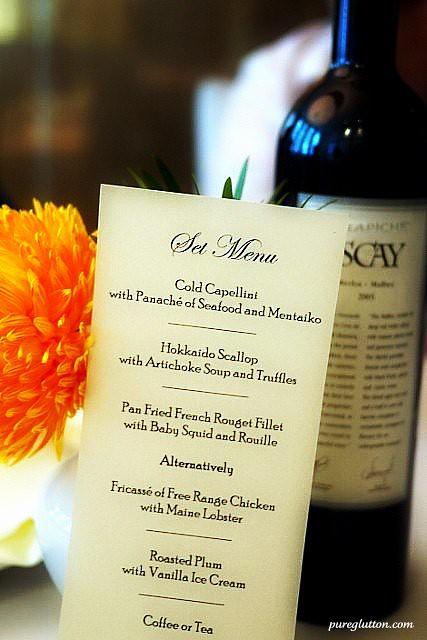 menu n wine