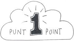 1 punt