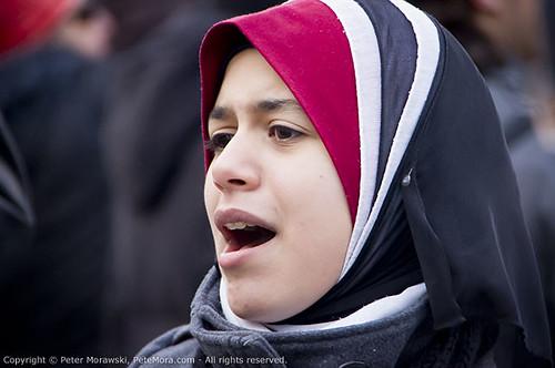 2011 Egypt: Chant