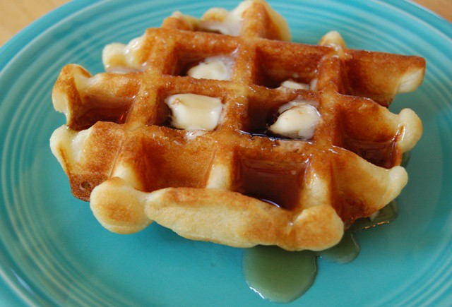 HomemadeWaffles