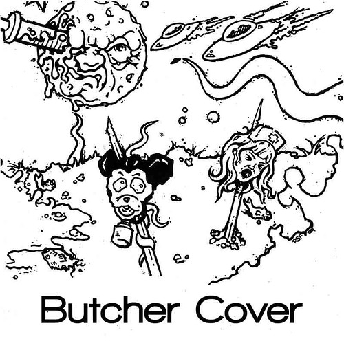 """Butcher Cover 7"""" cover"""