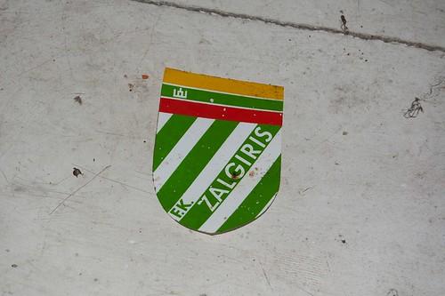 FK Žalgiris - bazė