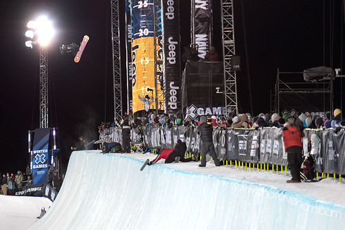 Shaun White's Winning Run