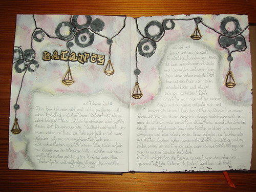 February Journaling Challenge: Balance.