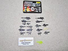Brickarms Order (JPDCCustoms) Tags: black green modern for star gun lego tan guns wars trans custom trade psr warfare