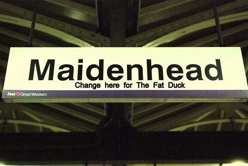 Maidenhead Train Station