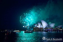 New Years Eve 2010 on Sydney Harbour by MandyHallMedia, on Flickr