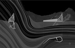 Lone Mountain Warming Hut (kyle.breedlove) Tags: sky mountain chicago ski architecture modern kyle studio concrete design big montana skiing year campfire hut iit third lone vernacular bigsky organic teepee 3rd firepit tipi method lonemountain formwork warminghut urbanity breedlove illinoisinstituteoftechnology waming illinoistech kylebreedlove