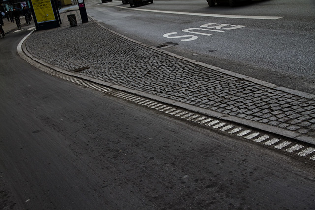 Rumble Strips for Bicycles