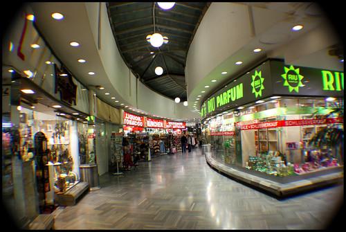 Centro comercial en Gran Canaria