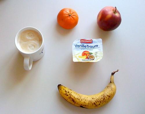VanilleTraum, Modi Apfel & Banane