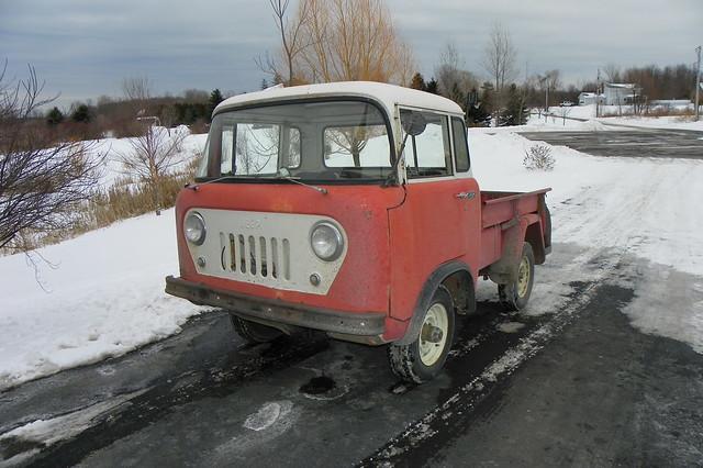 jeep fc willys 1960 fc150 forwardcontrol