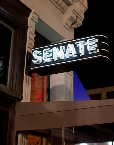Senate in Cincinnati, OH