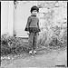 Armenian kid in Artsakh