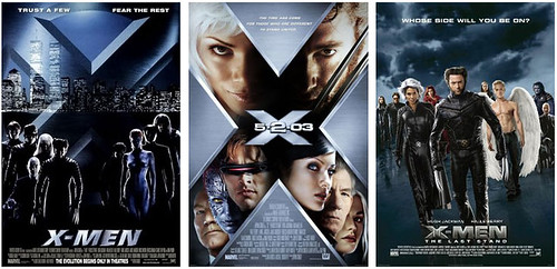 XMEN-TRILOGY