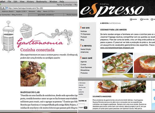 Revista espresso - cozinha conectada