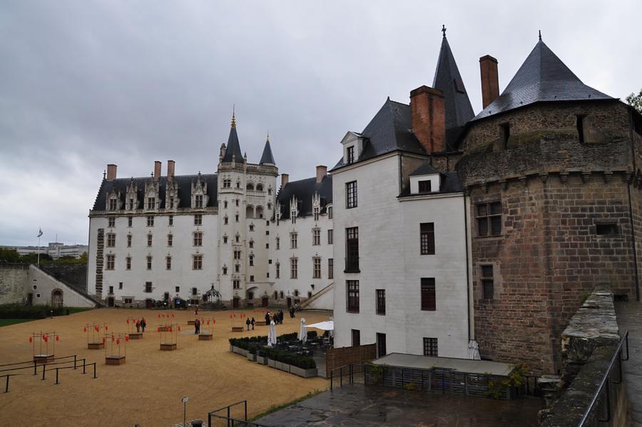 chateau de ducs of bretagne 1