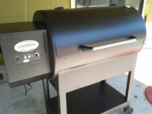 The new smoker