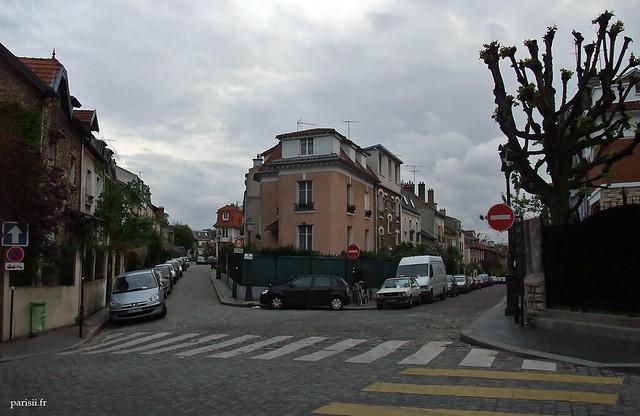 Ces rues ressemblent à celles d'une petite ville…