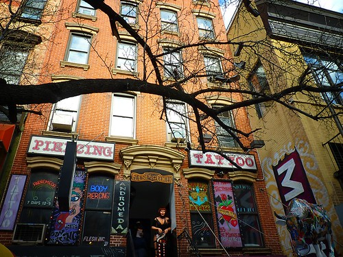 East Village, New York City 837