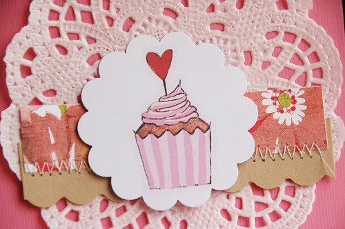 Day 44: Cupcake Cards