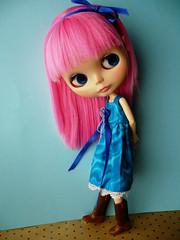 I sewed this dress♪