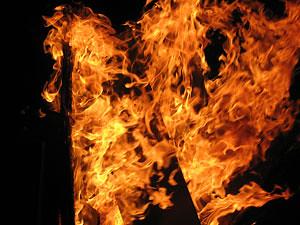 пожар, огонь, возгорание, пламя