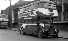 omnibuses 3252 (Andy Reeve-Smith) Tags: rt sthelens aec regentiii kingstonuponhullcitytransport