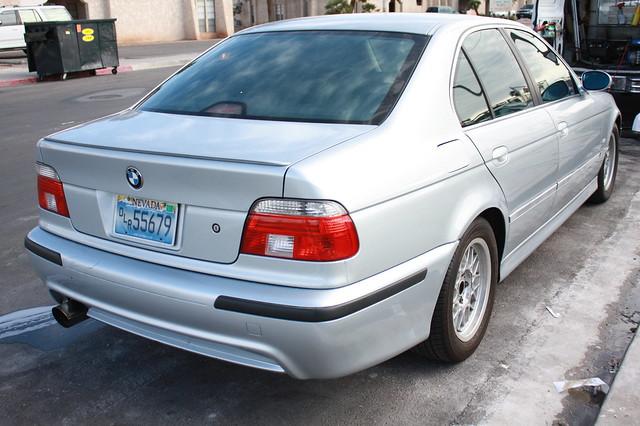 bmw 1997 528