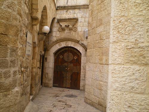 50 A doorway in HaRova