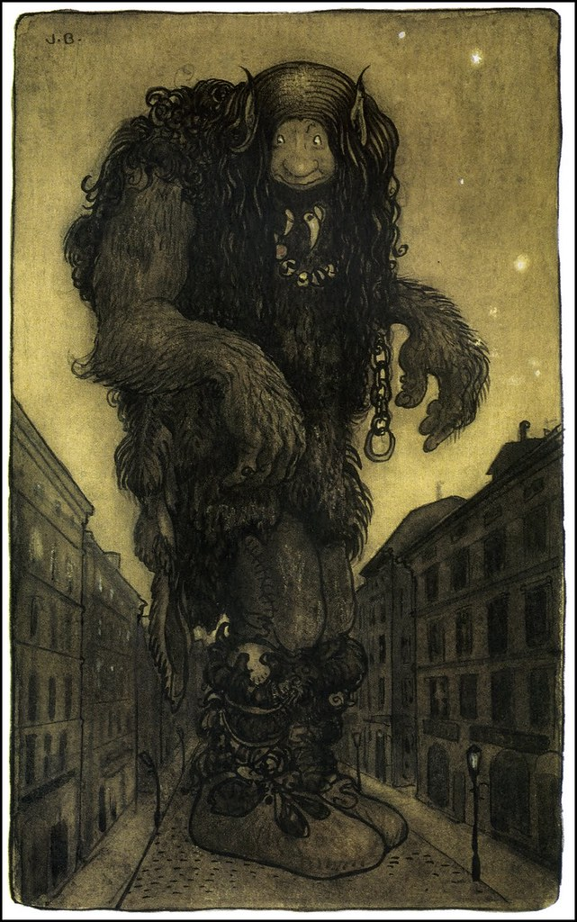 John Bauer - Illustration 2
