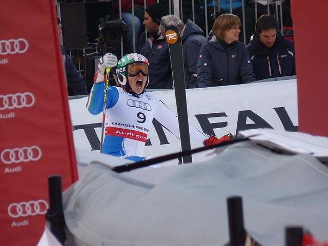 Federica Brignone (Italien) - Vize-Weltmeisterin