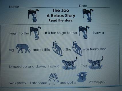 Rebus Story