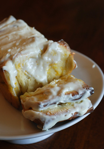 Baked Lemon Bread 4