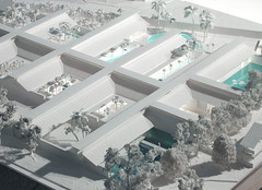 Model - Aerial View