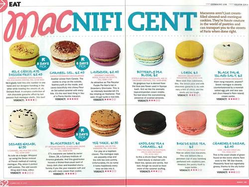 8 days - Macarons special