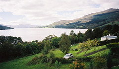 View of Loch Tay From Site