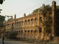 old Hostel (Mazhar Bokhari) Tags: hospital this is hostel mayo lahore nursing