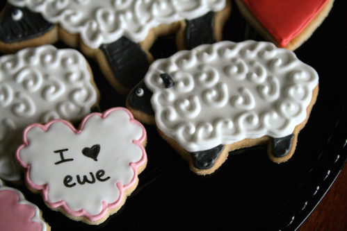 Aren't ewe so sweet?