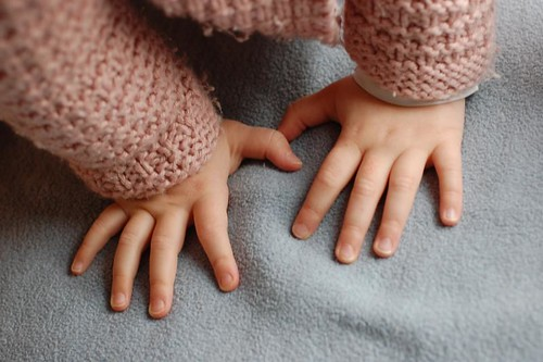 große hand