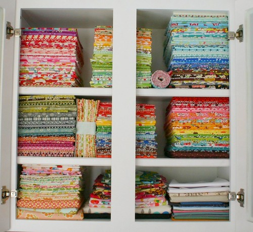 Organized fabrics