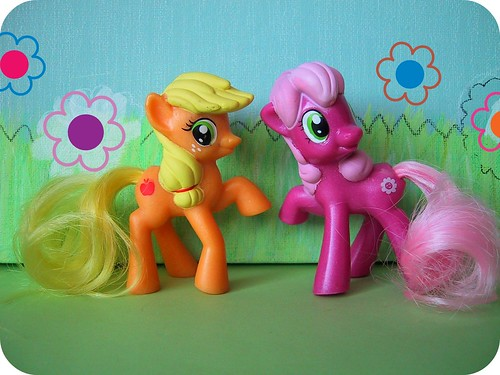 McDonalds Happy Meal My Little Ponies