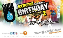 Extreme Birthday Party 2 - Ghoa Club